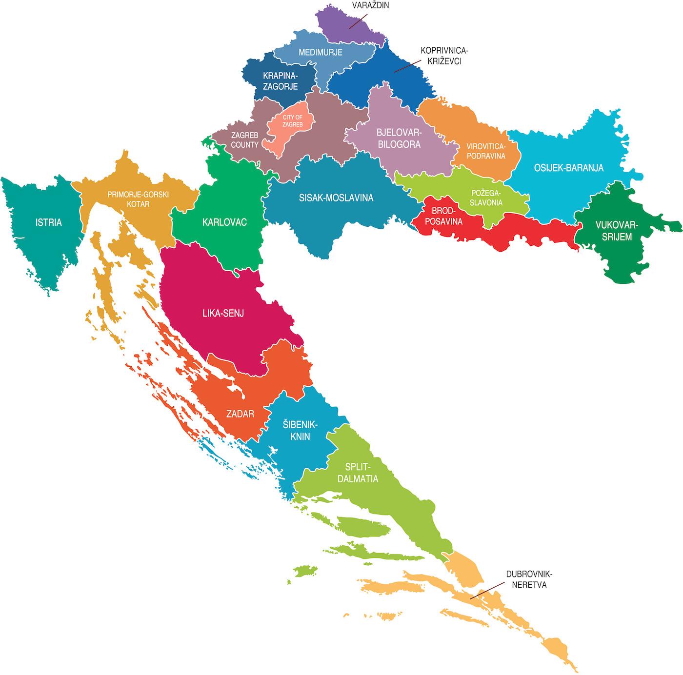 Image result for Peljesac Peninsula in Dalmatia, Croatian wine regions.