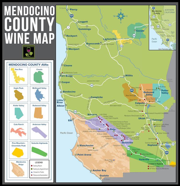 Making Sense Of Mendocino