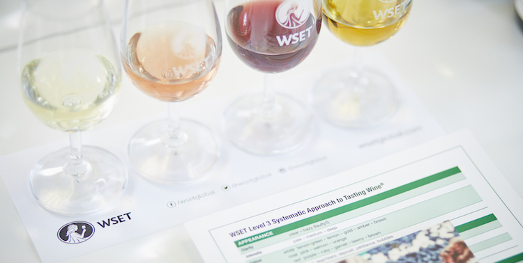 Exploring WSET: Advice for Students